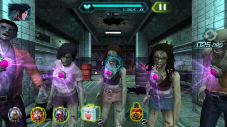 KOF&ゾンビ! SNKプレイモア、スマホ向けシューティングゲーム「BEAST BUSTERS featuring KOF」のAndroid版をリリース5