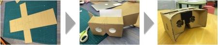 IT×ものづくり教室のQremo、来年1/6に子供向けのVRゴーグル制作ワークショップを開催2