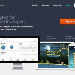 モバイルゲーム分析のGame Analytics、550万ドルを調達
