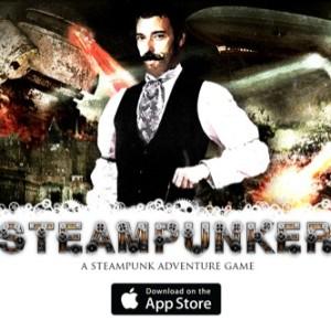 iPad向けスチームパンク謎解きゲーム「Steampunker」、クラウドファンディングサービス「Indiegogo」にてiPhone版/Android版/PC版の開発資金を調達
