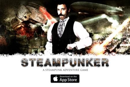 iPad向けスチームパンク謎解きゲーム「Steampunker」、クラウドファンディングサービス「Indiegogo」にてiPhone版/Android版_PC版の開発資金を調達成功1