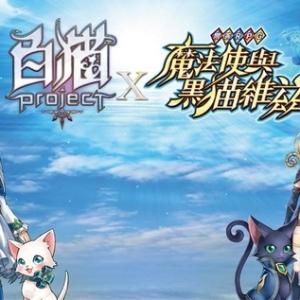 コロプラ、「クイズRPG 魔法使いと黒猫のウィズ」と「白猫プロジェクト」の中文繁体字版を台湾・香港・マカオにて配信決定