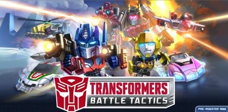 DeNA、トランスフォーマーの新たなスマホゲーム開発のため玩具メーカーのハズブロと提携