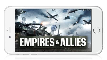 Zynga、2013年に終了した戦略ゲーム「Empires & Allies」をスマホ向けタイトルとして復活リリース決定