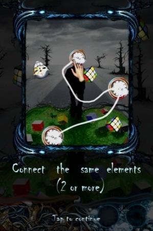 【やってみた】シュールな悪夢を渡り歩く一筆書きパズルゲーム「Another Dream」4