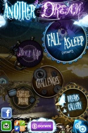 【やってみた】シュールな悪夢を渡り歩く一筆書きパズルゲーム「Another Dream」2
