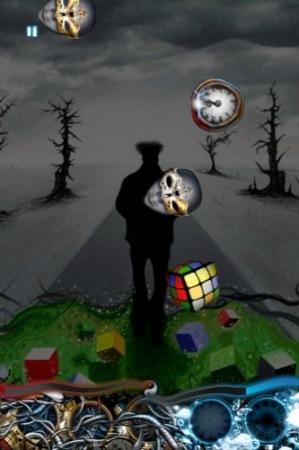 【やってみた】シュールな悪夢を渡り歩く一筆書きパズルゲーム「Another Dream」6