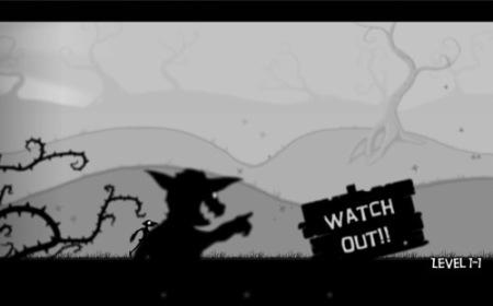 【やってみた】まるでサイレント映画のようなレトロな横スクロールアクションゲーム「Crowman and Wolfboy」4