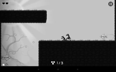 【やってみた】まるでサイレント映画のようなレトロな横スクロールアクションゲーム「Crowman and Wolfboy」10