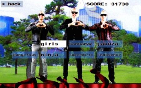 【やってみた】フィンランドのEDMバンドによる間違った日本観の音ゲー「Gaijin Superheroes Game 1」5