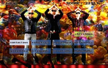 【やってみた】フィンランドのEDMバンドによる間違った日本観の音ゲー「Gaijin Superheroes Game 1」7