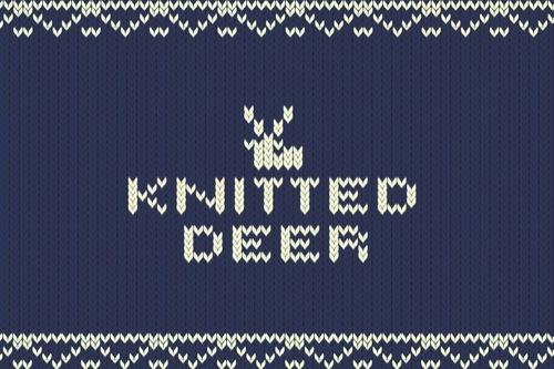 【やってみた】この発想はなかった!ニット製のiOS向けアクションゲーム「Knitted Deer」