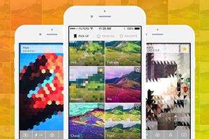 カヤック、カメラフィルターを自作して投稿・共有できるスマホ向けカメラアプリのプラットフォーム「Filters」を提供開始