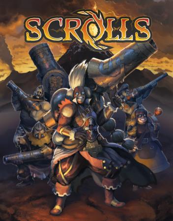 Mojang、PC&モバイル向け完全新作タイトル「Scrolls」をリリース
