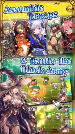 セガネットワークスとgumi、スマホ向けRPG「チェインクロニクル ~絆の新大陸~」の英語版を北米にてリリース