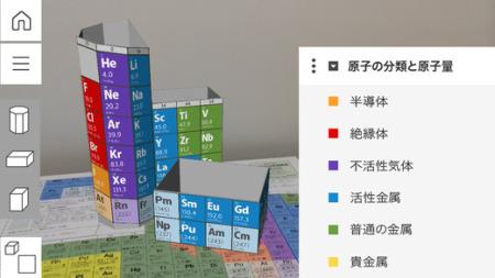 ルネサンス・アカデミー、原子模型が動き出すスマホ向けARアプリ「原子ウォッチ」をリリース2