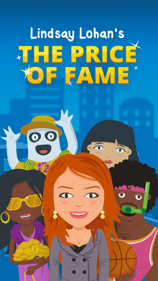 ハリウッドセレブのリンジー・ローハン、スマホ向けセレブ育成ゲーム「The Price of Fame」をプロデュース