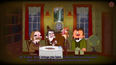 英Rumpus Animation、東京ゲームショウ2014に出展した推理ゲーム「Bertram Fiddle」のiOS版をリリース2