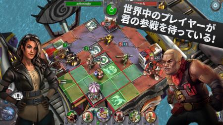 コーラス・ワールドワイド リミテッド、オーストリアのリフハンガー・プロダクションズ制作のスマホ向けストラテジーゲーム「アリーナ:クラッシュ オブ チャンピオンズ」の日本版をリリース3