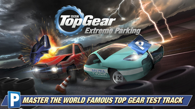 How hard can it be?(そんなの簡単だろ?) 英BBCの自動車番組「TopGear」、スマホゲーム第二弾「Top Gear: Extreme Parking」をリリース