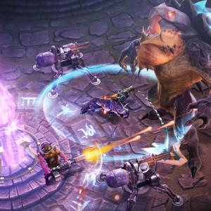 米Super Evil Megacorpが2600万ドルを調達 スマホ向けMOBAゲーム「Vainglory」を中国展開