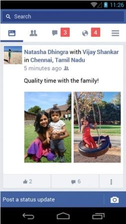 Facebook、新興国向けの簡易版「Facebook Lite」のテスト配信を開始