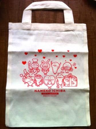 【写真レポート】「なめこ市場 東京本店」のバレンタインフェアに行ってきた