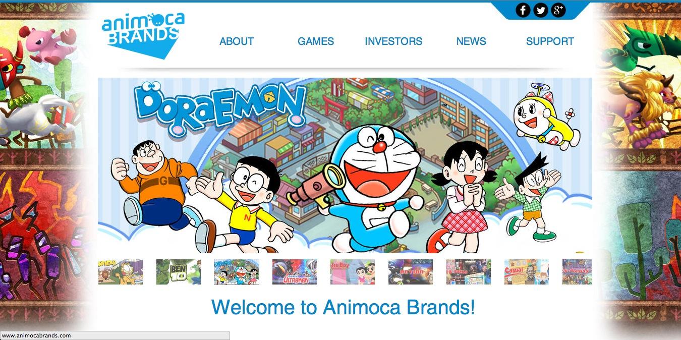 香港のモバイルゲームディベロッパーAnimoca、オーストラリア証券取引所に上場