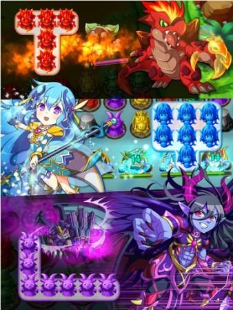 クルーズ、スマホ向け新作RPG「Elemental Story」のAndroid版をリリース2