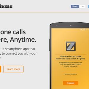 インド発のスマホ向けメッセージングアプリ「Hike」、スマホ向け無料通話アプリの「Zip Phone」を買収