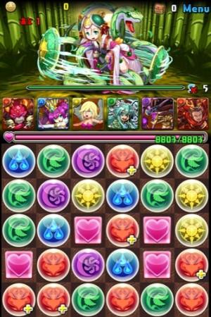 ガンホーの「パズル&ドラゴンズ」、日本国内にて3300万ダウンロードを突破