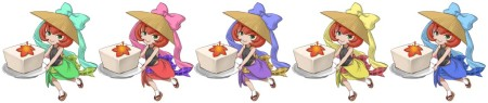 KADOKAWAのスマホ向けRPG「妖怪百姫たん!」、50万ダウンロードを突破