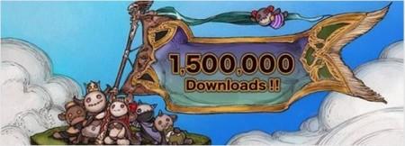 坂口博信氏が手がけるスマホ向けRPG「TERRA BATTLE」が150万ダウンロードを突破 天野喜孝氏と松野泰己氏も参戦決定