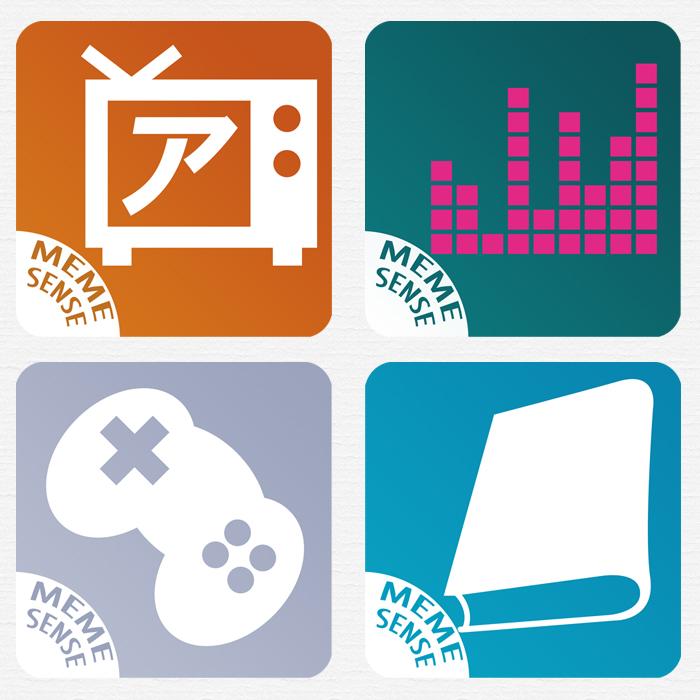 ミームグライダー、ライトノベル、アニメ、ボーカロイド、ゲームに関するカテゴリ特化型ニュース&コミュニティアプリ「ミームセンス」のAndroid版をリリース