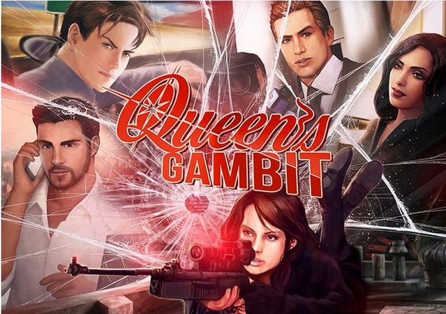 ボルテージ米子会社、独自開発の英語版恋愛ドラマアプリ「Queen's Gambit」をリリース