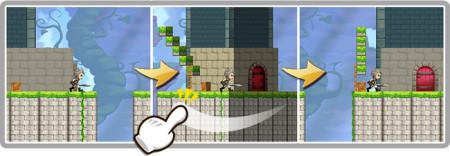 gloops、新作2.5DぐるぐるアクションRPG「ぐるりんクエスト」をリリース