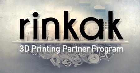 カブク、マーケットプレイス「rinkak」にて3Dプリンタ製造パートナープログラムを開始