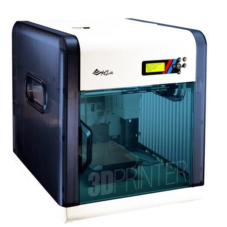 XYZプリンティングジャパン、PLA樹脂にも対応した個人向け3Dプリンタ「ダヴィンチ 2.0A Duo」を発表