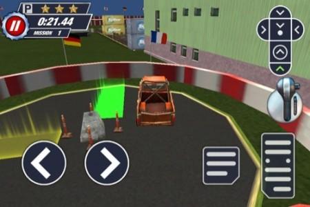 【やってみた】How hard can it be?(そんなの簡単だろ?)できるか!英BBCの自動車番組「TopGear」の無理ゲー「Top Gear: Extreme Parking」9