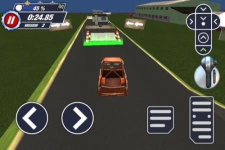 【やってみた】How hard can it be?(そんなの簡単だろ?)できるか!英BBCの自動車番組「TopGear」の無理ゲー「Top Gear: Extreme Parking」14