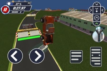 【やってみた】How hard can it be?(そんなの簡単だろ?)できるか!英BBCの自動車番組「TopGear」の無理ゲー「Top Gear: Extreme Parking」16
