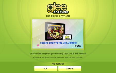 KLab、人気海外ドラマ「Glee」のリズムアクションゲーム「Glee Forever!」の事前登録受付を全世界に向けて開始
