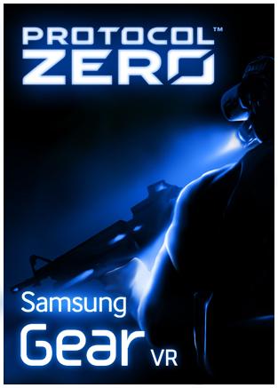 DeNA、サムスンのVR用ヘッドマウントディスプレイ「Gear VR」に対応したシューティングゲーム「Protocol Zero」をリリース