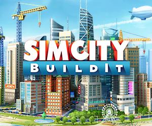 Banner SimCity BuildIt