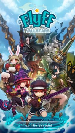 ガーラ、スマホ向けRPG「Flyff All Stars」の日本語版を今春にリリース