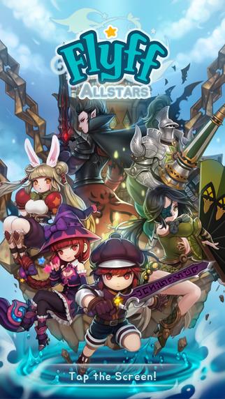 ガーラ、スマホ向けRPG「Flyff All Stars」の世界展開を決定 英語以外の言語もサポート