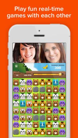ビデオチャットアプリのRounds、1200万ドルを調達