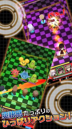 スパイク・チュンソフト、iOS向けひっぱりアクションゲーム「ダンガンロンパ-Unlimited Battle-」をリリース3