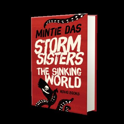 Rovioが出版にも本格参入 オリジナル作品のヤングアダルト小説「Storm Sisters」を出版決定
