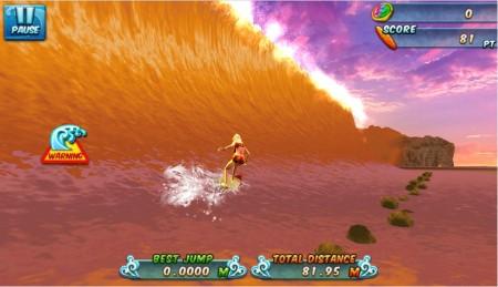 SummerTimeStudio、スマホ向けサーフィンゲームの2作目「Ancient Surfer 2」のAndroid版をリリース